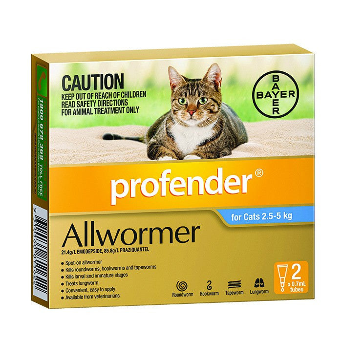 profender-all-wormer-for-medium-cats-2-pack