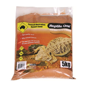 Reptile One Central Australian Desert Sand Red 5Kg