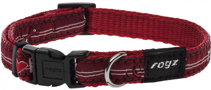 Rogz Collar Red Heart