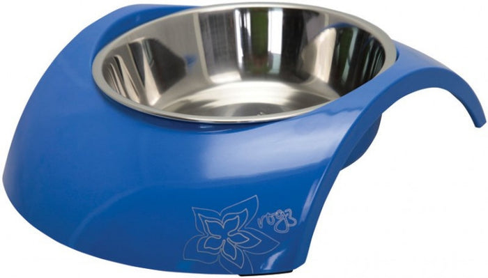 Rogz Luna Bowl Blue
