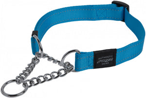 Rogz Utility Collar Obed Turquoise