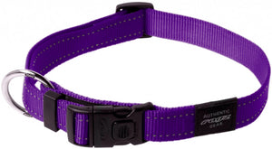 Rogz Utility Collar Purple
