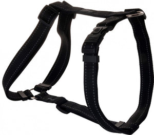 Rogz Utility Harness H Black