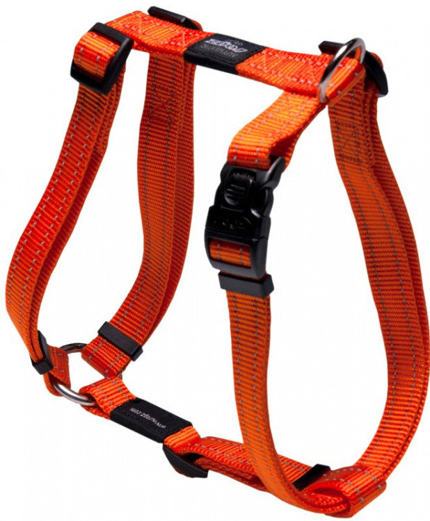 Rogz Classic Harness H Orange