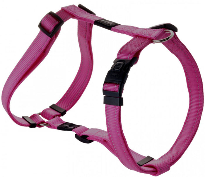 Rogz Utility Harness H Pink