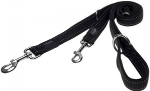 Rogz Utility Lead Multi Black