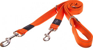 Rogz Utility Lead Multi Orange