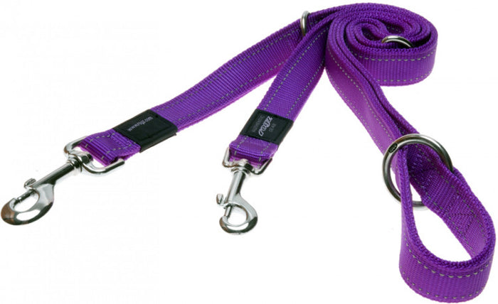 Rogz Utility Lead Multi Purple