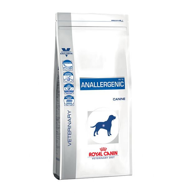 Royal Canin Prescription Diet Anallergenic Adult Dog Food