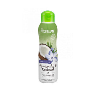 Tropiclean Awapuhi and Coconut Pet Shampoo 355ml
