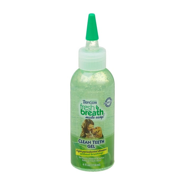 Tropiclean Teeth Gel 118Ml