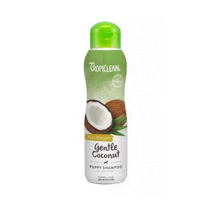 Tropiclean Gentle Coconut Puppy Shampoo 355ml