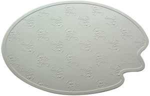 United Pet Bowl Mat Boss White