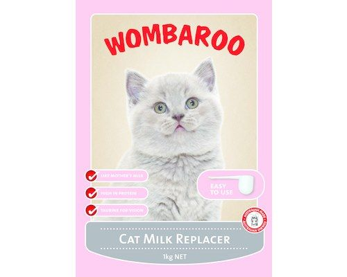 Wombaroo Cat Milk