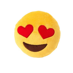 Fuzzyard Plush Toy Emoji Love Eyes Large