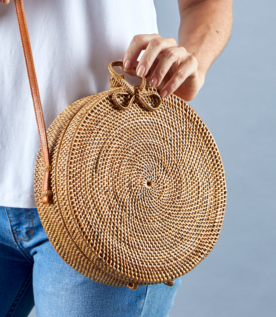 Eden Round Bag (large)