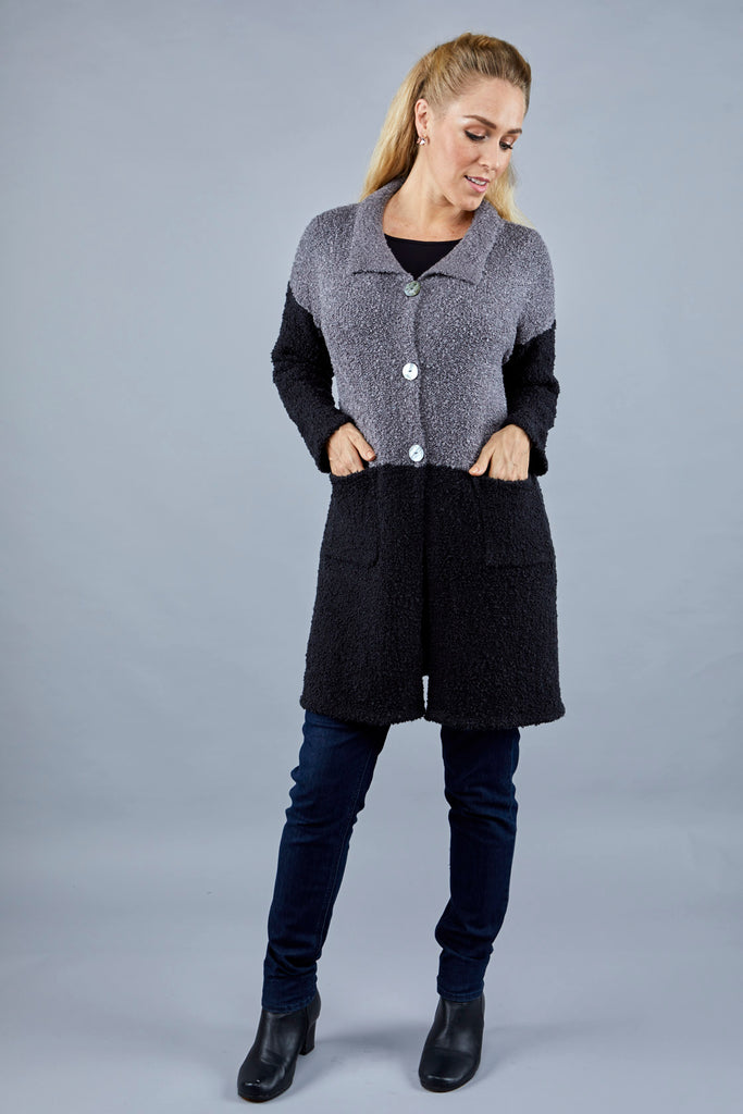Riley Sweater Coat