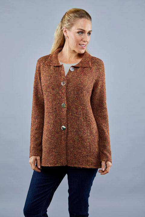 Autumn Sweater Coat