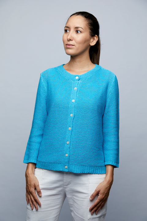 Azure Sweater