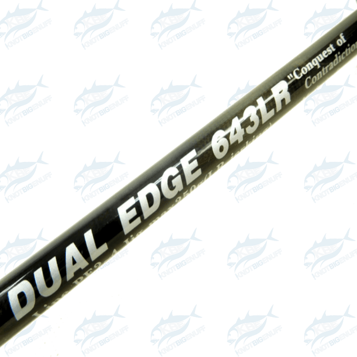 MC Works DUAL EDGE 643LR SP