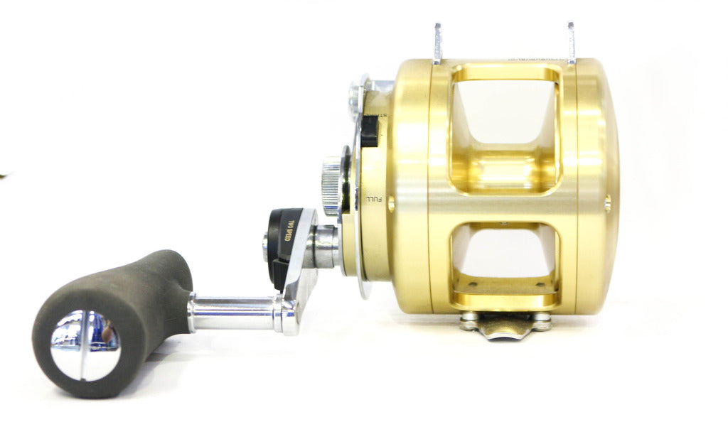 Shimano Tiagra A Two Speed Lever Drag Reels - KBE Anglers Hub