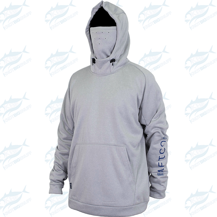 AFTCO Reaper Technical Fleece Hoodie MF4151 - KBE Anglers Hub