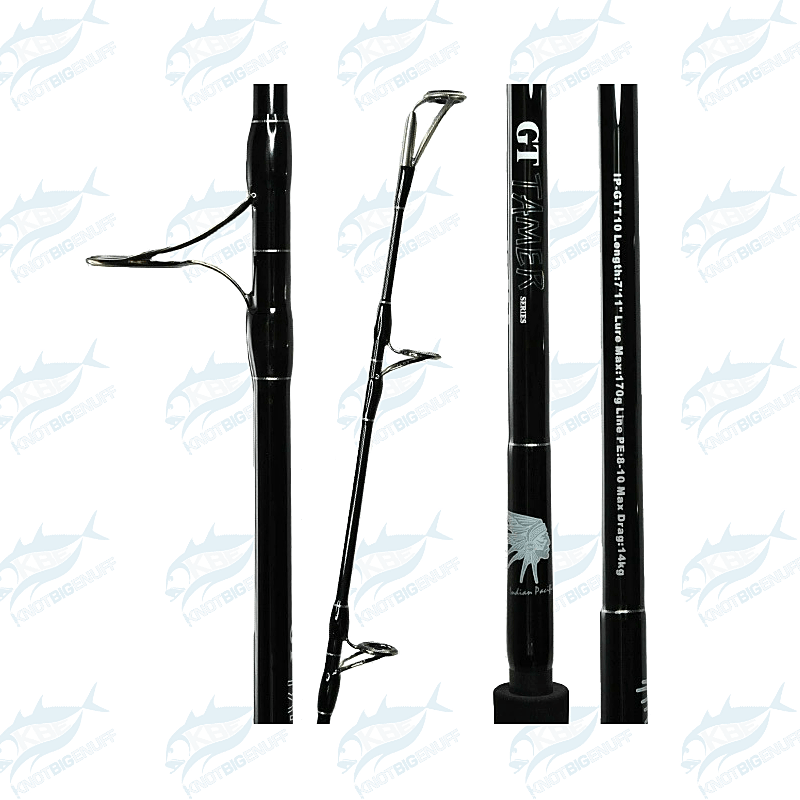 ASWB Indian Pacific GT Tamer Rod IP-GTT10 - KBE Anglers Hub