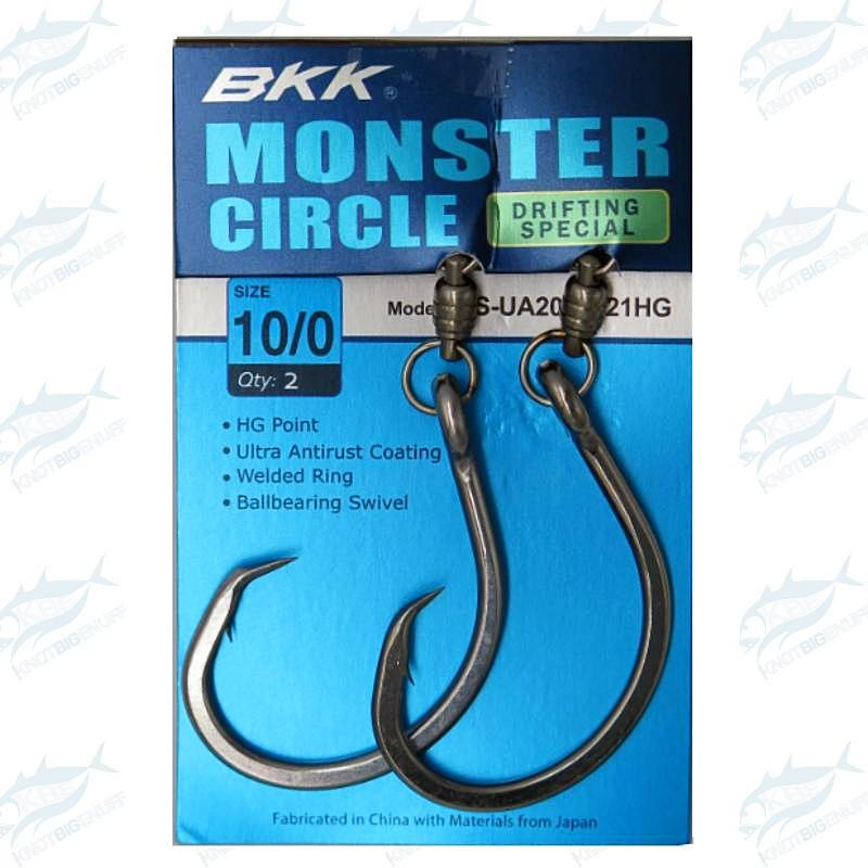 BKK Monster Circle Drifting Special - KBE Anglers Hub