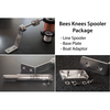 Bee's Knees Reel Spooler Wall Adaptor (Base Plate)