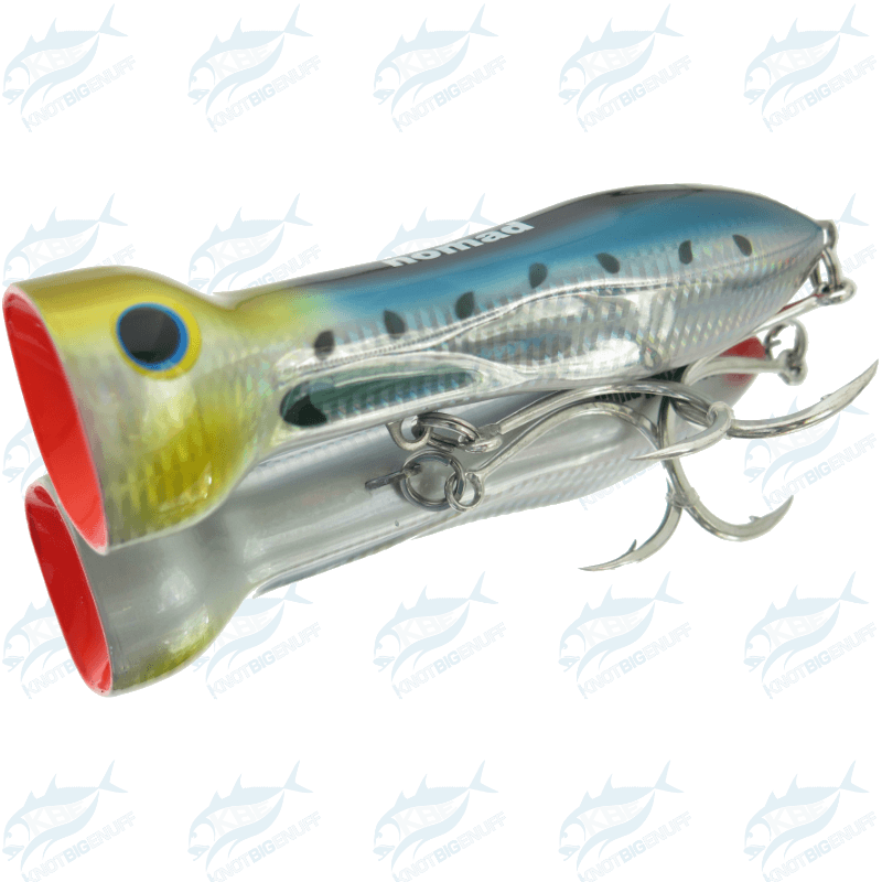 Nomad Design Chug Norris Popper 95mm 20g (rigged)
