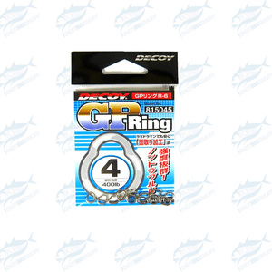 Decoy Seamless Solid GP Ring R-6 - KBE Anglers Hub