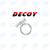 Decoy Split Ring Medium Class R-3 - KBE Anglers Hub