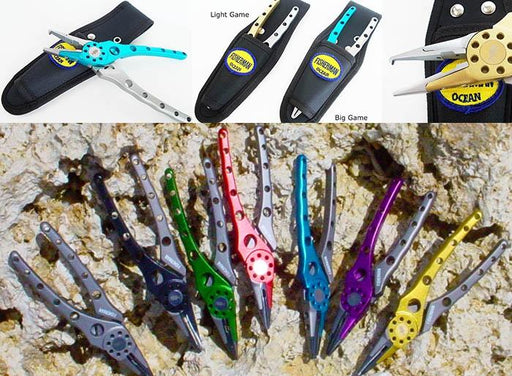 Fisherman Combi Pliers Big Game - KBE Anglers Hub