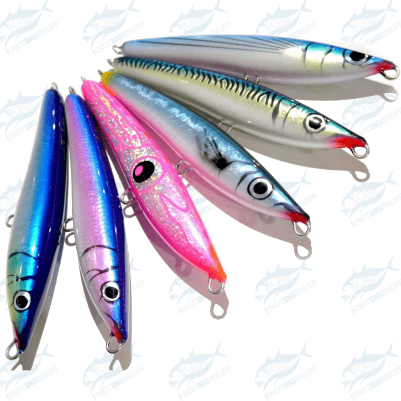 Strategic Angler Espada Series F