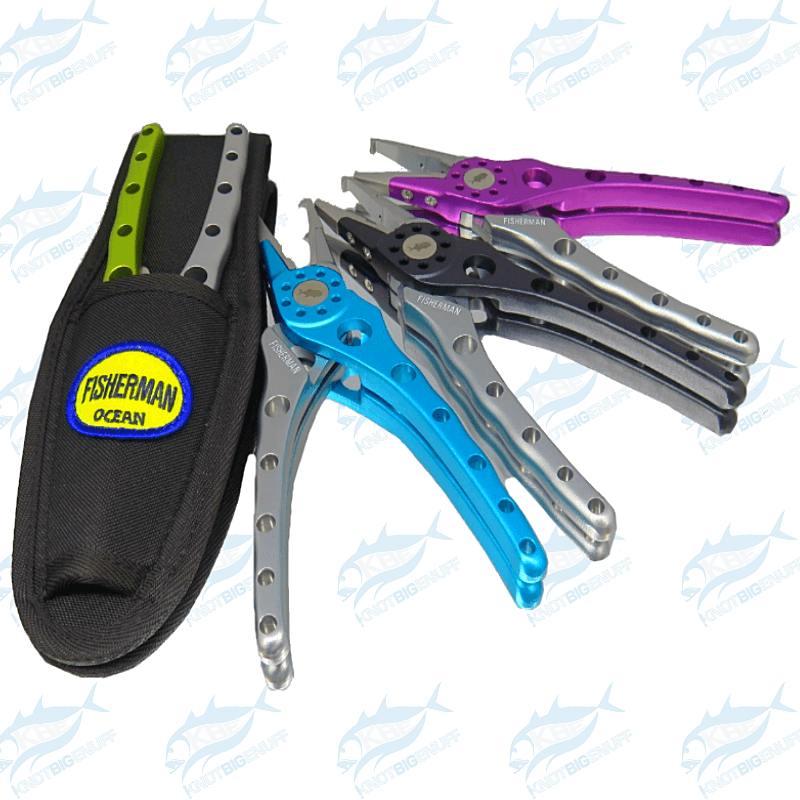 Fisherman Combi Pliers Big Game