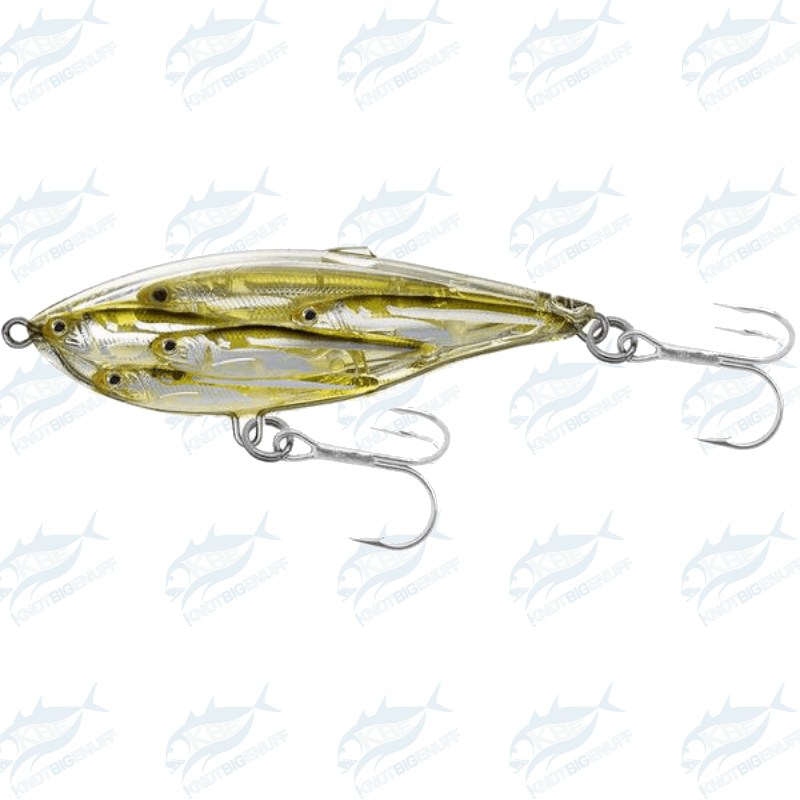 LiveTarget - Glass Minnow Twitchbait GBT