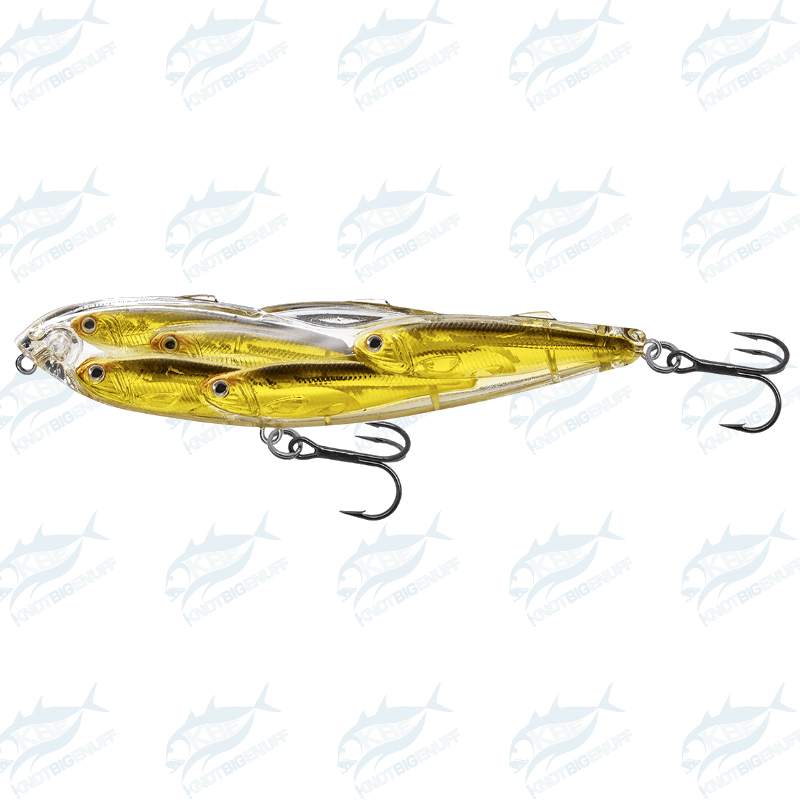 LiveTarget - Glass Minnow Walking Bait GBW