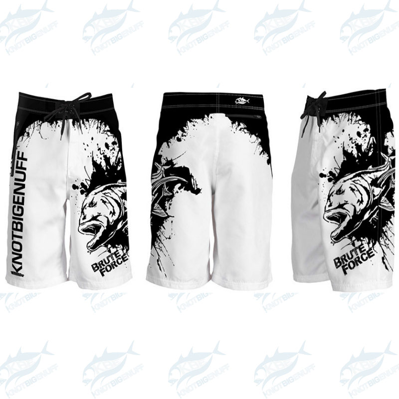 SportyFish Ink Series Board Short