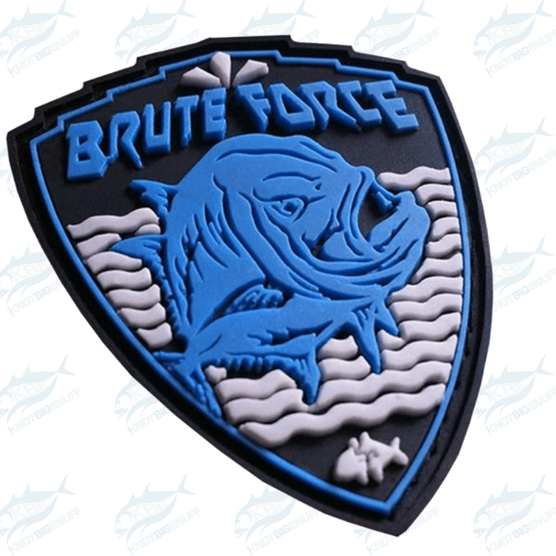SportyFish Gamefish Badge - GT