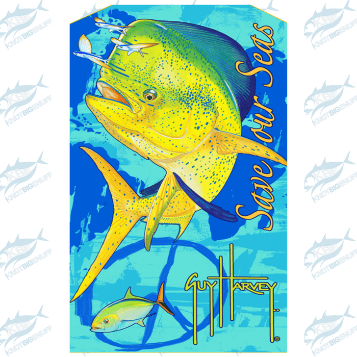 Guy Harvey Outdoors Sea Towels - KBE Anglers Hub