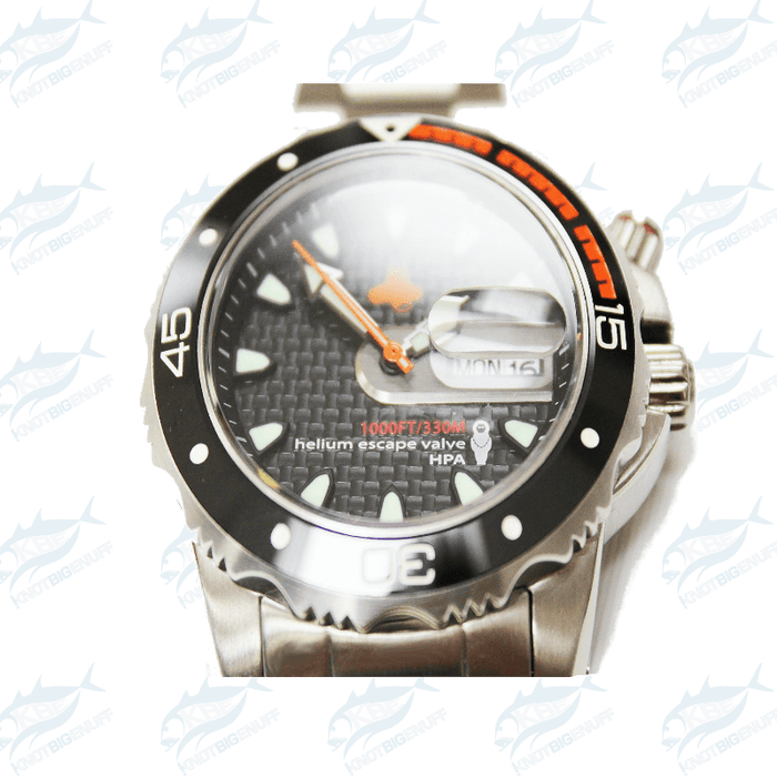 hPa HPABYSS Watch