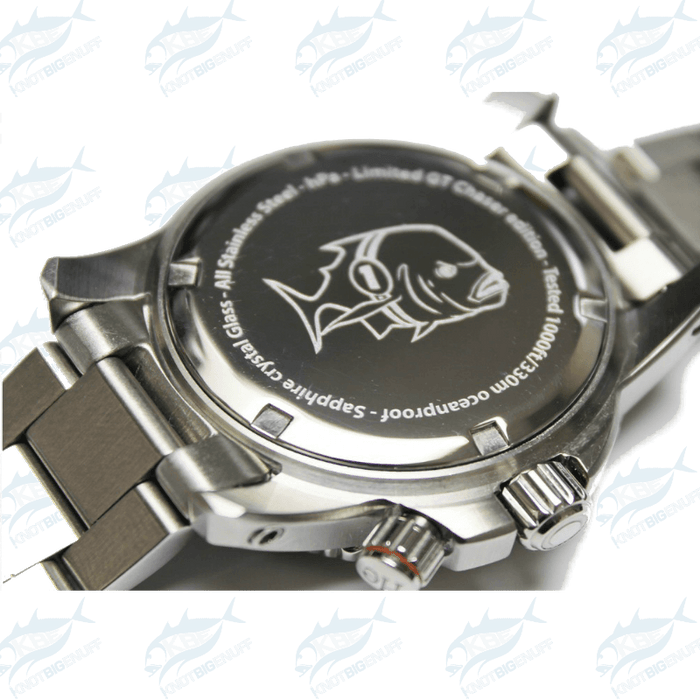 hPa HPABYSS Watch - KBE Anglers Hub