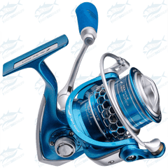 Favorite Blue Bird 2500S Reel - KBE Anglers Hub