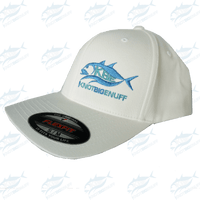 KBE Flexfit Cap White