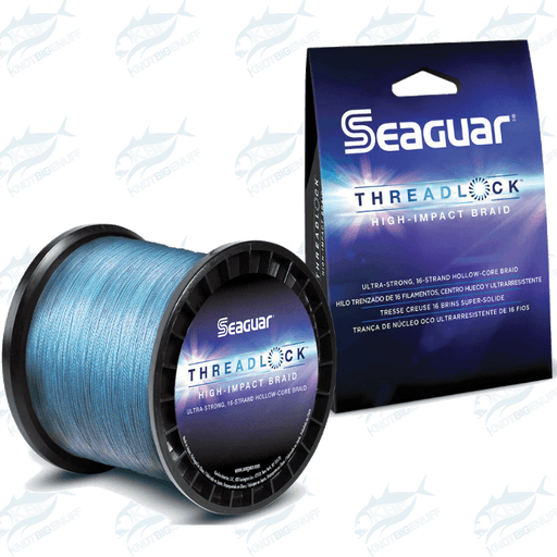 Seaguar Kureha - Threadlock Hollow Core Braid Blue