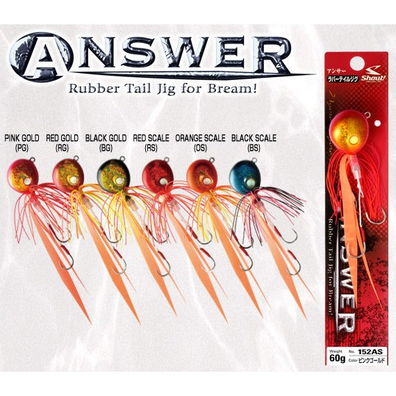 Shout Slide Answer - KBE Anglers Hub