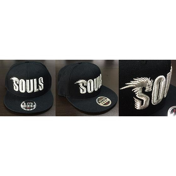 Souls Finalist Performance Studio Washed Chino Cap Silver