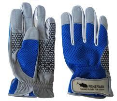 Fisherman Supercool High Grip Gloves - KBE Anglers Hub