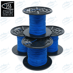 Angler's Support Service (A.S.S.) Fluoro Cored Assist Line - KBE Anglers Hub