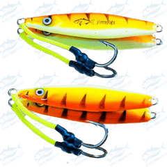 JimyJigs Chaan Twin Pack